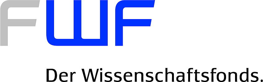 Logo of FWF, the Austrian Science Fund